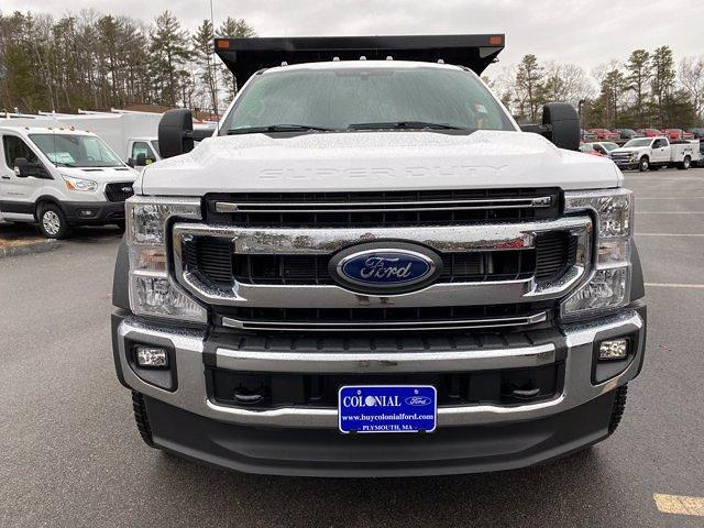 2021 Ford F-550 Crew Cab DRW 4x4, SH Truck Bodies Landscape Dump #N9727 - photo 26