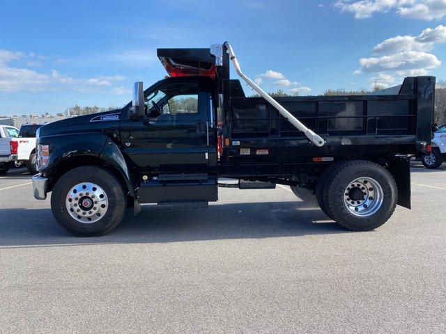 2021 Ford F-650 Regular Cab DRW 4x2, SH Truck Bodies Dump Body #N9750 - photo 3