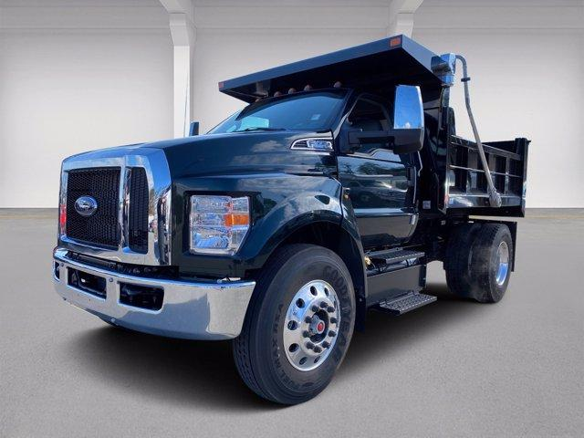 2021 Ford F-650 Regular Cab DRW 4x2, SH Truck Bodies Dump Body #N9750 - photo 21