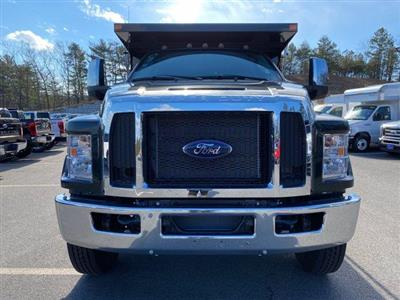 2021 Ford F-650 Regular Cab DRW 4x2, SH Truck Bodies Dump Body #N9750 - photo 20