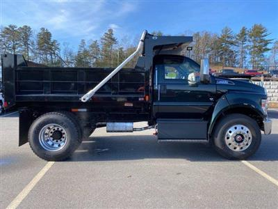 2021 Ford F-650 Regular Cab DRW 4x2, SH Truck Bodies Dump Body #N9750 - photo 6