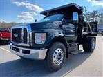 2021 Ford F-650 Regular Cab DRW 4x2, SH Truck Bodies Dump Body #N9750 - photo 1