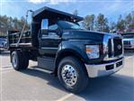 2021 Ford F-650 Regular Cab DRW 4x2, SH Truck Bodies Dump Body #N9750 - photo 19