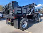2021 Ford F-650 Regular Cab DRW 4x2, SH Truck Bodies Dump Body #N9750 - photo 5