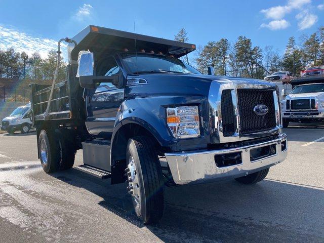 2021 Ford F-650 Regular Cab DRW 4x2, SH Truck Bodies Dump Body #N9751 - photo 20