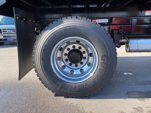 2021 Ford F-650 Regular Cab DRW 4x2, SH Truck Bodies Dump Body #N9751 - photo 8