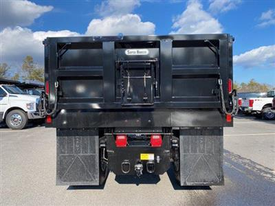 2021 Ford F-650 Regular Cab DRW 4x2, SH Truck Bodies Dump Body #N9751 - photo 5