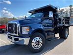 2021 Ford F-650 Regular Cab DRW 4x2, SH Truck Bodies Dump Body #N9751 - photo 3