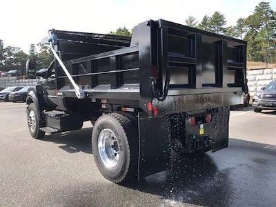 2021 F-650 Regular Cab DRW 4x2,  Default SH Truck Bodies Dump Body #N9752 - photo 2