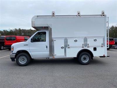 2021 Ford E-350 4x2, Dejana DuraCube Max Service Utility Van #N9766 - photo 4