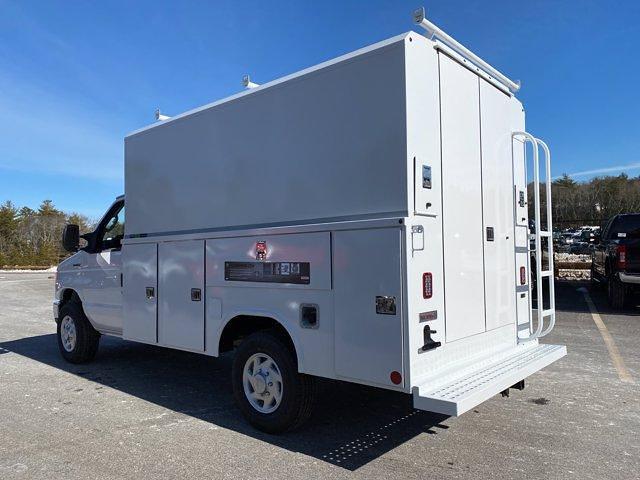 2021 Ford E-350 4x2, Reading Aluminum CSV Service Utility Van #N9814 - photo 2