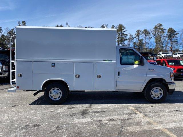 2021 Ford E-350 4x2, Reading Aluminum CSV Service Utility Van #N9814 - photo 8