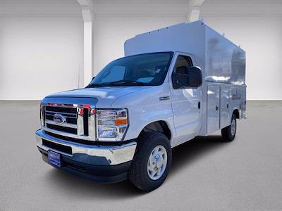 2021 Ford E-350 4x2, Reading Aluminum CSV Service Utility Van #N9814 - photo 1