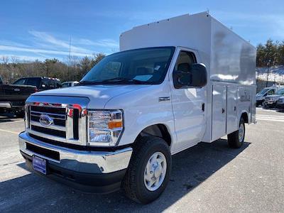 2021 Ford E-350 4x2, Reading Aluminum CSV Service Utility Van #N9814 - photo 3