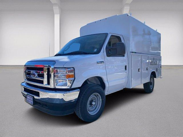 2021 Ford E-350 4x2, Reading Aluminum CSV Service Utility Van #N9815 - photo 1