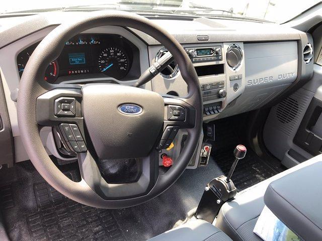 2021 Ford F-650 Regular Cab DRW 4x2, SH Truck Bodies Dump Body #N9817 - photo 24