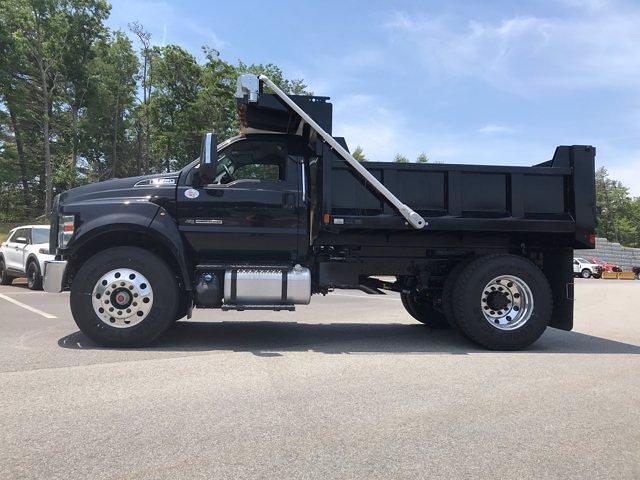 2021 Ford F-650 Regular Cab DRW 4x2, SH Truck Bodies Dump Body #N9817 - photo 4