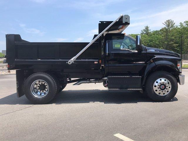 2021 Ford F-650 Regular Cab DRW 4x2, SH Truck Bodies Dump Body #N9817 - photo 8