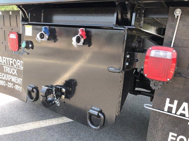 2021 Ford F-650 Regular Cab DRW 4x2, SH Truck Bodies Dump Body #N9818 - photo 6