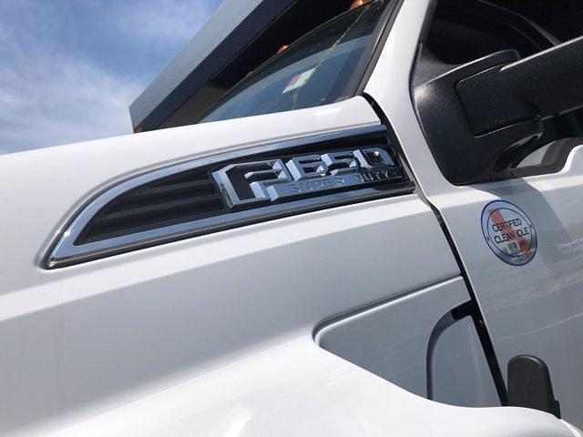 2021 Ford F-650 Regular Cab DRW 4x2, SH Truck Bodies Dump Body #N9818 - photo 9