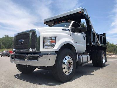 2021 Ford F-650 Regular Cab DRW 4x2, SH Truck Bodies Dump Body #N9818 - photo 1