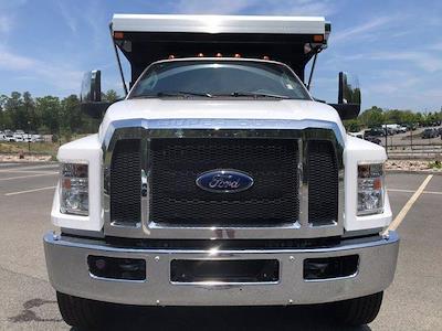 2021 Ford F-650 Regular Cab DRW 4x2, SH Truck Bodies Dump Body #N9818 - photo 26