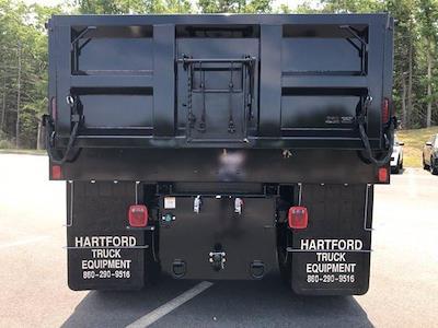 2021 Ford F-650 Regular Cab DRW 4x2, SH Truck Bodies Dump Body #N9818 - photo 5
