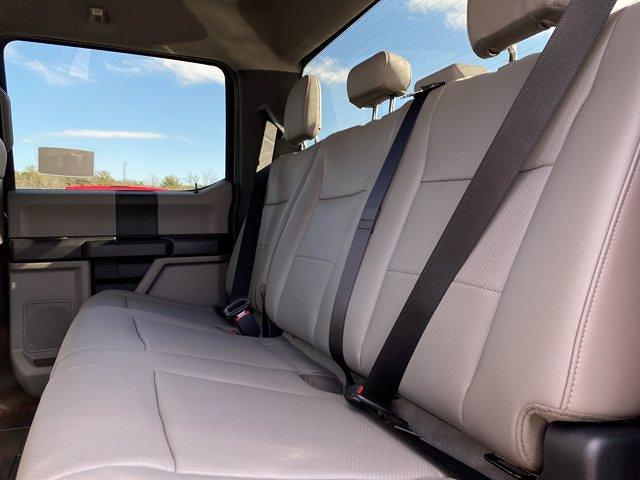 2021 Ford F-450 Crew Cab DRW 4x4, Reading Classic II Aluminum  Service Body #N9822 - photo 12
