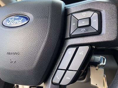 2021 Ford F-450 Crew Cab DRW 4x4, Reading Classic II Aluminum  Service Body #N9822 - photo 21