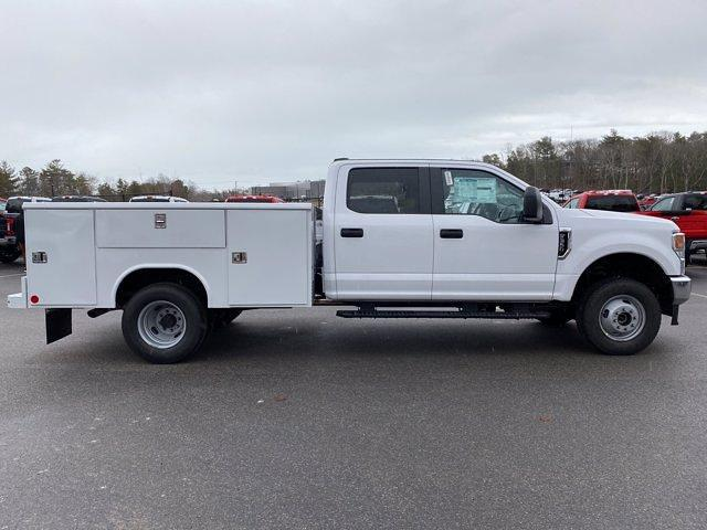 2021 Ford F-350 Crew Cab DRW 4x4, Reading Classic II Steel Service Body #N9823 - photo 8