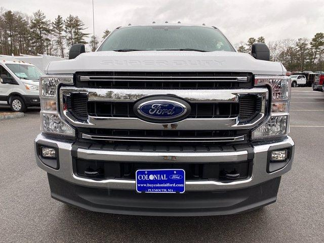 2021 Ford F-350 Crew Cab DRW 4x4, Reading Classic II Steel Service Body #N9823 - photo 10