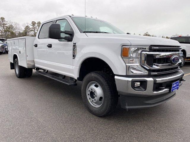 2021 Ford F-350 Crew Cab DRW 4x4, Reading Classic II Steel Service Body #N9823 - photo 23