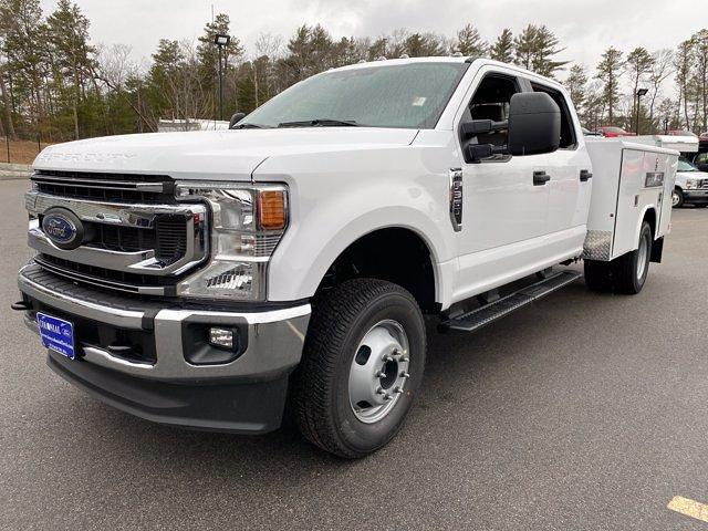2021 Ford F-350 Crew Cab DRW 4x4, Reading Classic II Steel Service Body #N9823 - photo 1