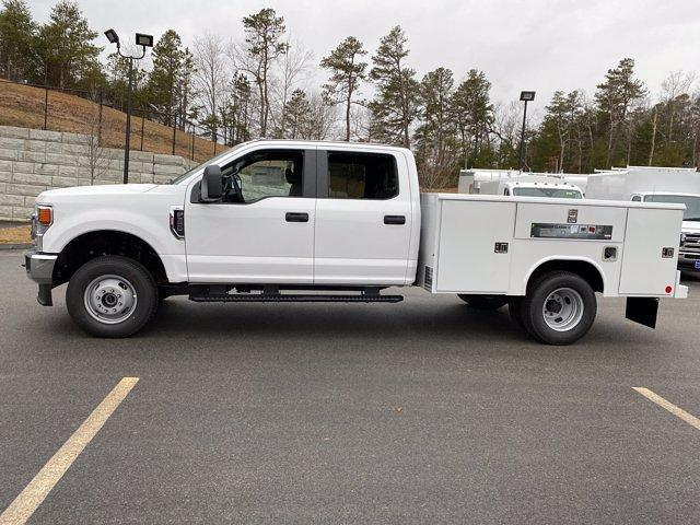 2021 Ford F-350 Crew Cab DRW 4x4, Reading Classic II Steel Service Body #N9823 - photo 3