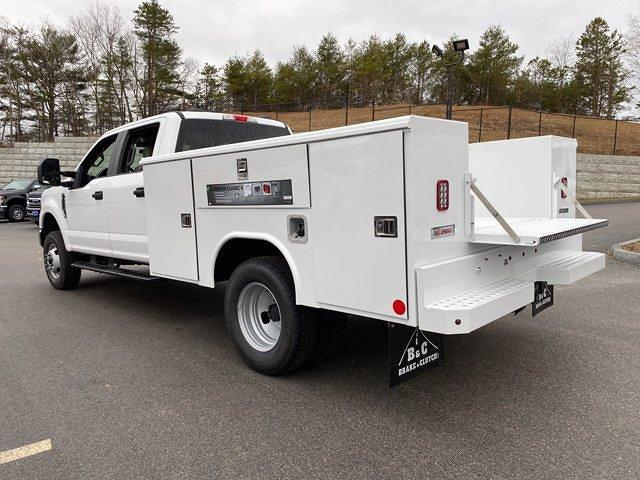 2021 Ford F-350 Crew Cab DRW 4x4, Reading Classic II Steel Service Body #N9823 - photo 2