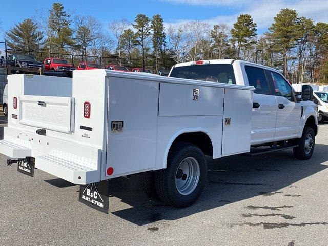 2021 Ford F-350 Crew Cab DRW 4x4, Reading Classic II Aluminum  Service Body #N9824 - photo 8