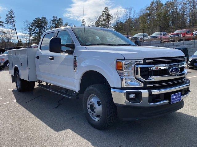 2021 Ford F-350 Crew Cab DRW 4x4, Reading Classic II Aluminum  Service Body #N9824 - photo 27