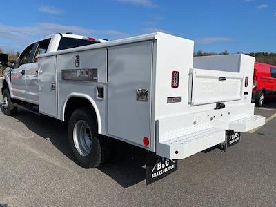 2021 Ford F-350 Crew Cab DRW 4x4, Reading Classic II Aluminum  Service Body #N9824 - photo 2