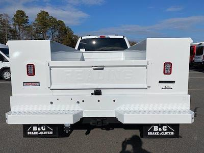 2021 Ford F-350 Crew Cab DRW 4x4, Reading Classic II Aluminum  Service Body #N9824 - photo 6