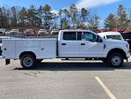2021 Ford F-350 Crew Cab DRW 4x4, Reading Classic II Aluminum  Service Body #N9824 - photo 10
