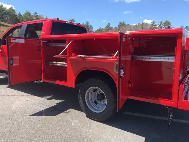 2021 Ford F-350 Crew Cab DRW 4x4, Reading Classic II Steel Service Body #N9838 - photo 5