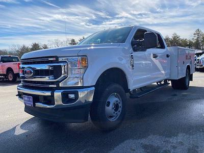 2021 Ford F-350 Crew Cab DRW 4x4, Reading Classic II Aluminum  Service Body #N9839 - photo 1