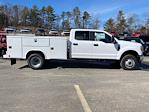 2021 Ford F-350 Crew Cab DRW 4x4, Reading Classic II Aluminum  Service Body #N9839 - photo 9