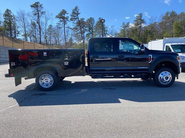 2021 Ford F-550 Crew Cab DRW 4x4, Reading Classic II Steel Service Body #N9850 - photo 10