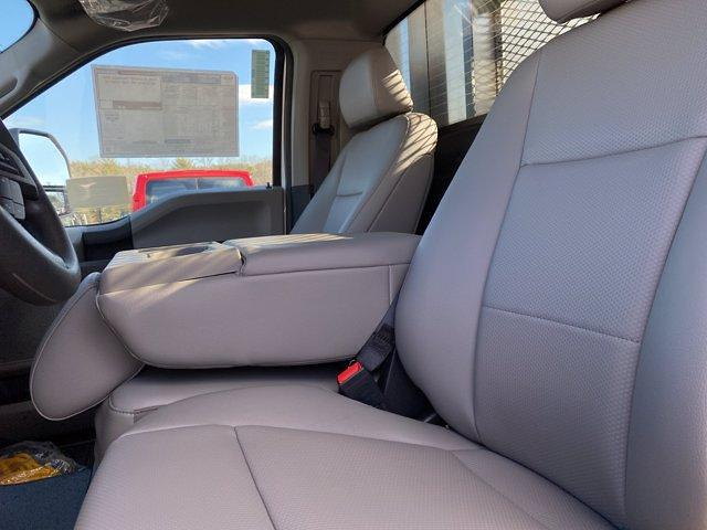 2021 Ford F-350 Regular Cab DRW 4x4, Duramag Aluminum Landscape Dump #N9851 - photo 13