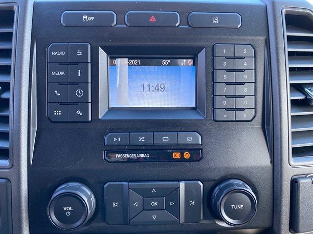 2021 Ford F-550 Regular Cab DRW 4x4, Air-Flo Pro-Class Dump Body #N9857 - photo 19