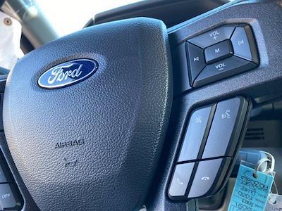 2021 Ford F-550 Regular Cab DRW 4x4, Air-Flo Pro-Class Dump Body #N9857 - photo 17