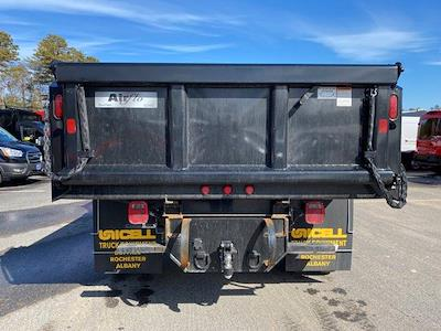 2021 Ford F-550 Regular Cab DRW 4x4, Air-Flo Pro-Class Dump Body #N9858 - photo 5