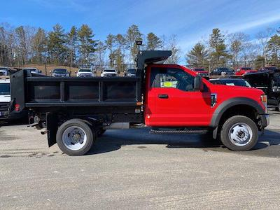2021 Ford F-550 Regular Cab DRW 4x4, Air-Flo Pro-Class Dump Body #N9858 - photo 7