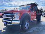 2021 Ford F-550 Regular Cab DRW 4x4, Air-Flo Pro-Class Dump Body #N9858 - photo 1